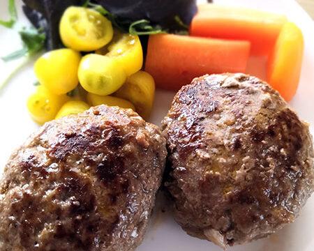 肉のイイジマ 常陸牛ハンバーグ